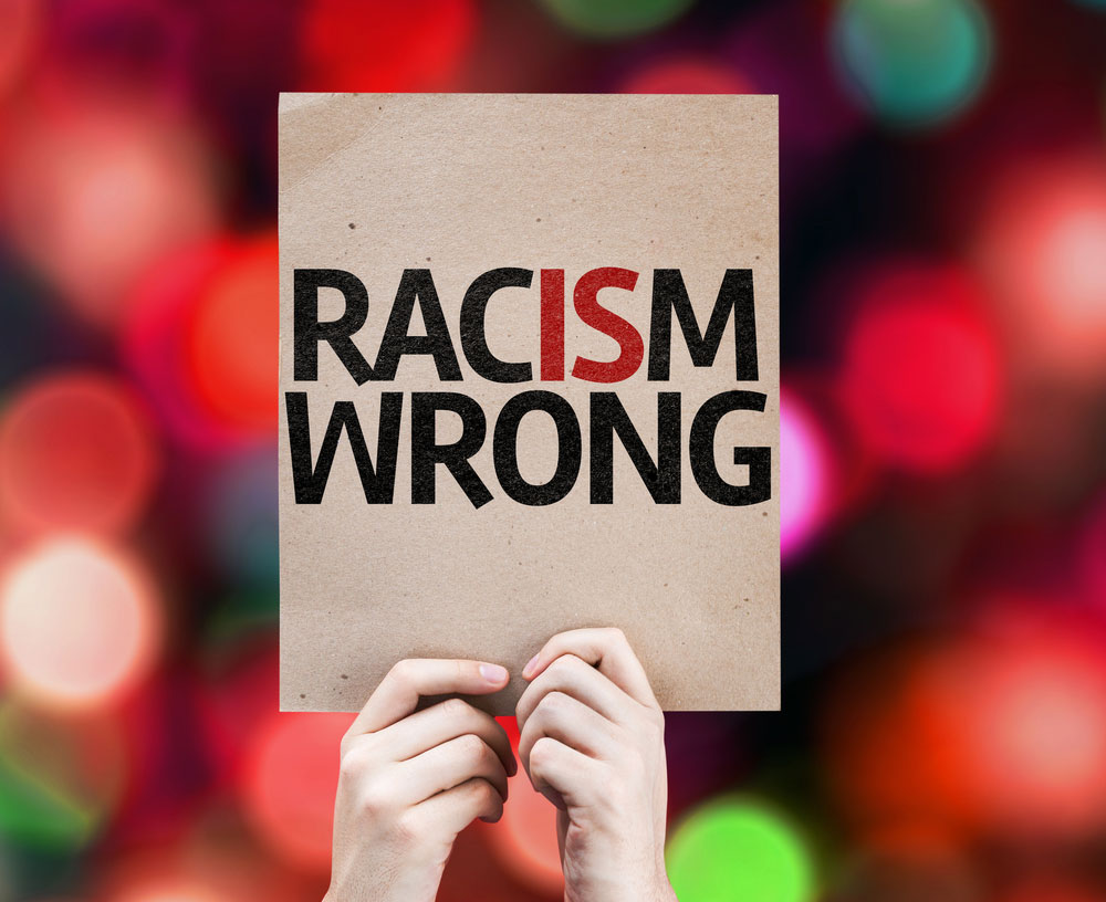 Why is racism wrong essay