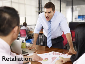 Retaliation Law Information & Retaliation Lawyer